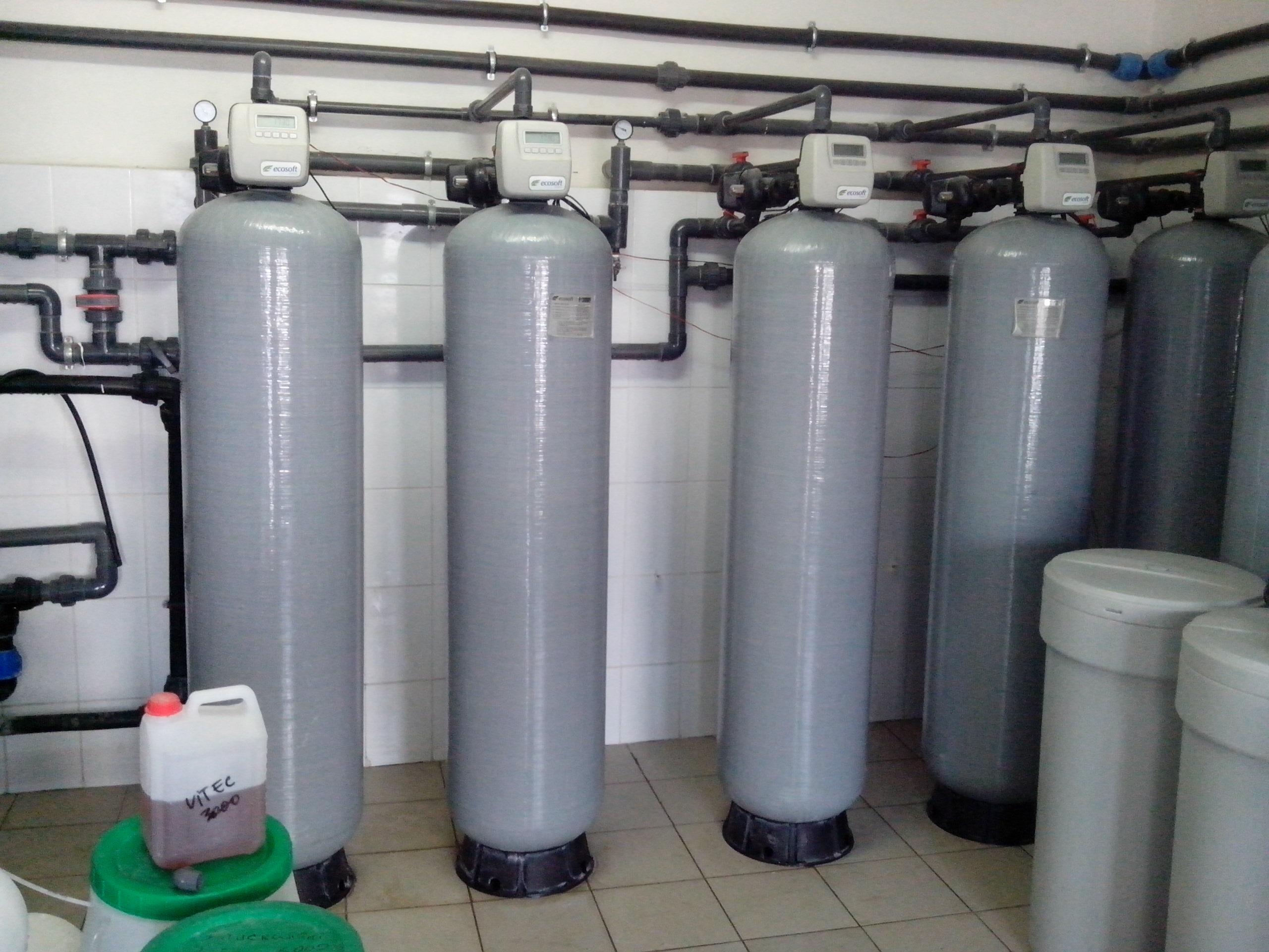 Водоматы - вендинговые автоматы по продаже воды