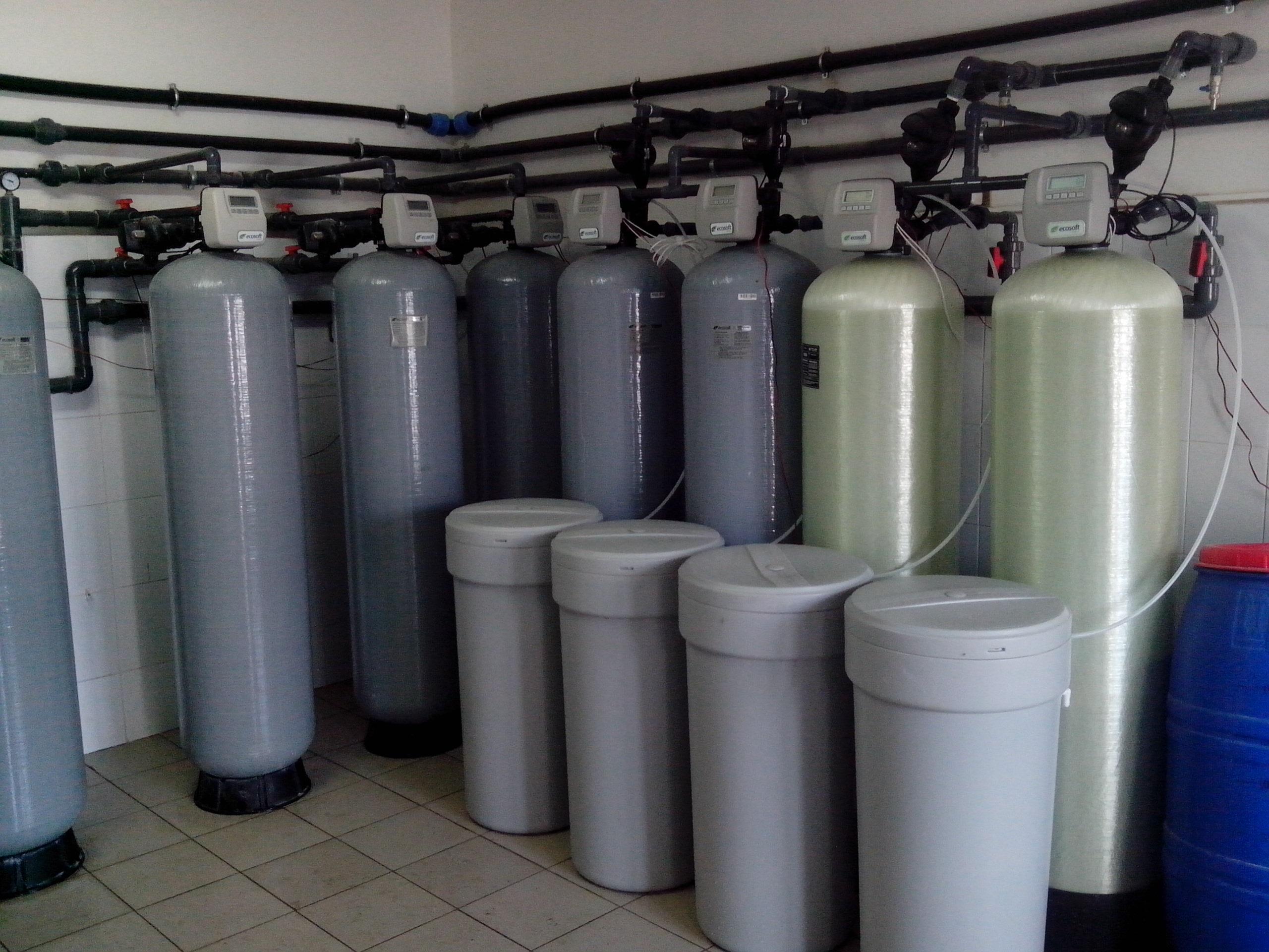 Линия розлива воды 5 литров по недорогой цене в Ижевске